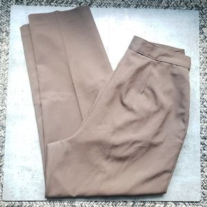 Allison Daley High Waisted Pleated Slacks F15